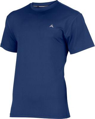 Arctic Cool Mens Instant Cooling Shirt 2XL - Midnight Blue - Arctic Cool Men's Apparel