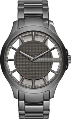 A/X Armani Exchange Smart Stainless Steel Watch Grey