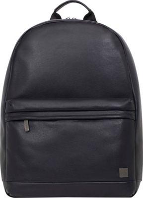 KNOMO London Barbican Albion Backpack Black - KNOMO London Laptop Backpacks