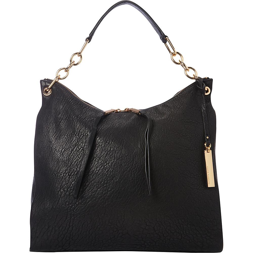 Vince Camuto Avin Hobo Black Vince Camuto Designer Handbags