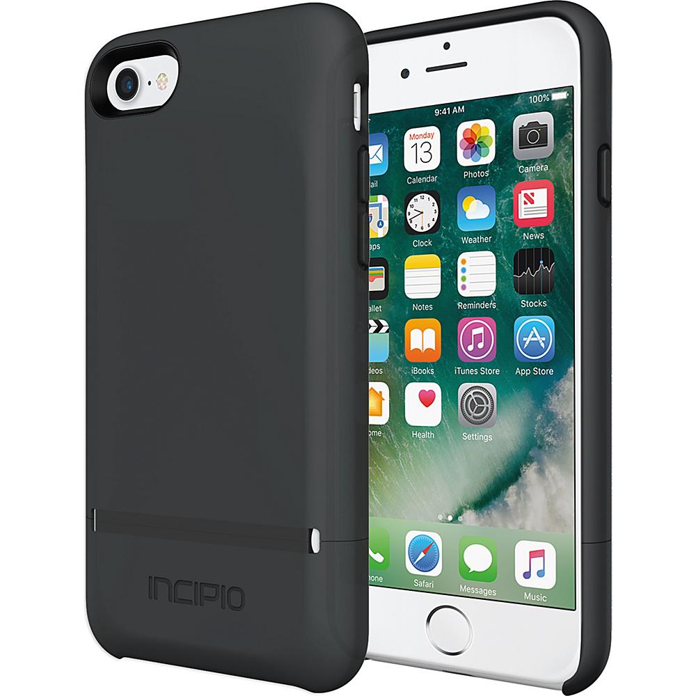 Incipio Stashback for iPhone 7 Black - Incipio Electronic Cases - Technology, Electronic Cases