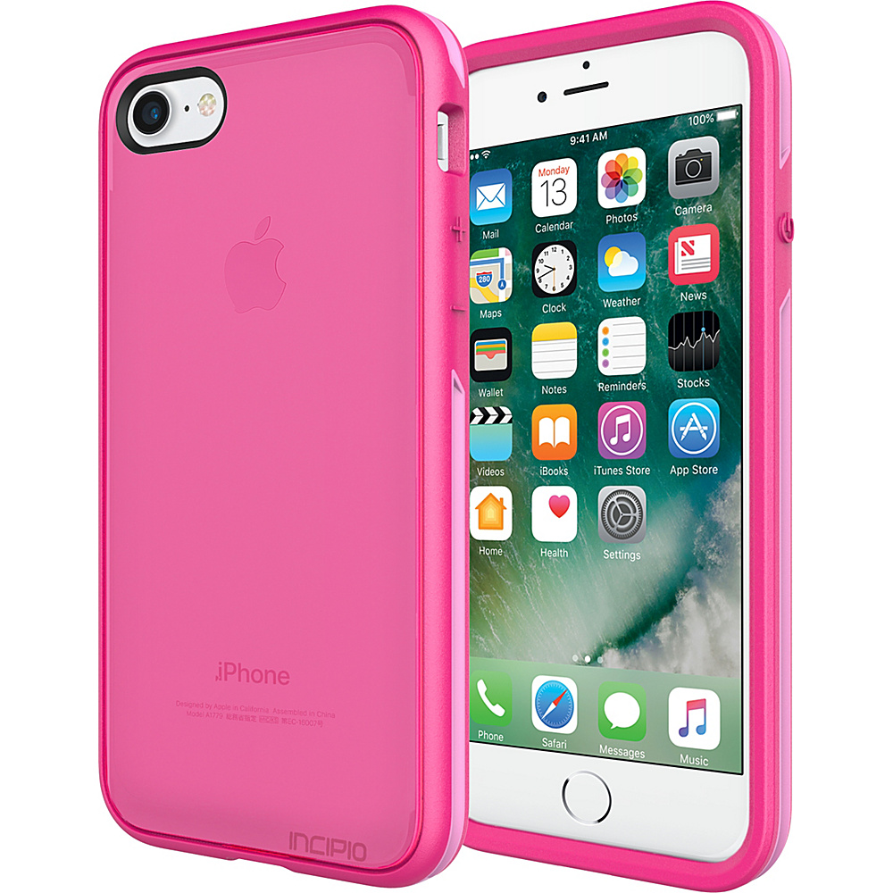 Incipio Performance Series Slim for iPhone 7 Berry Pink/Rose(BPR) - Incipio Electronic Cases - Technology, Electronic Cases