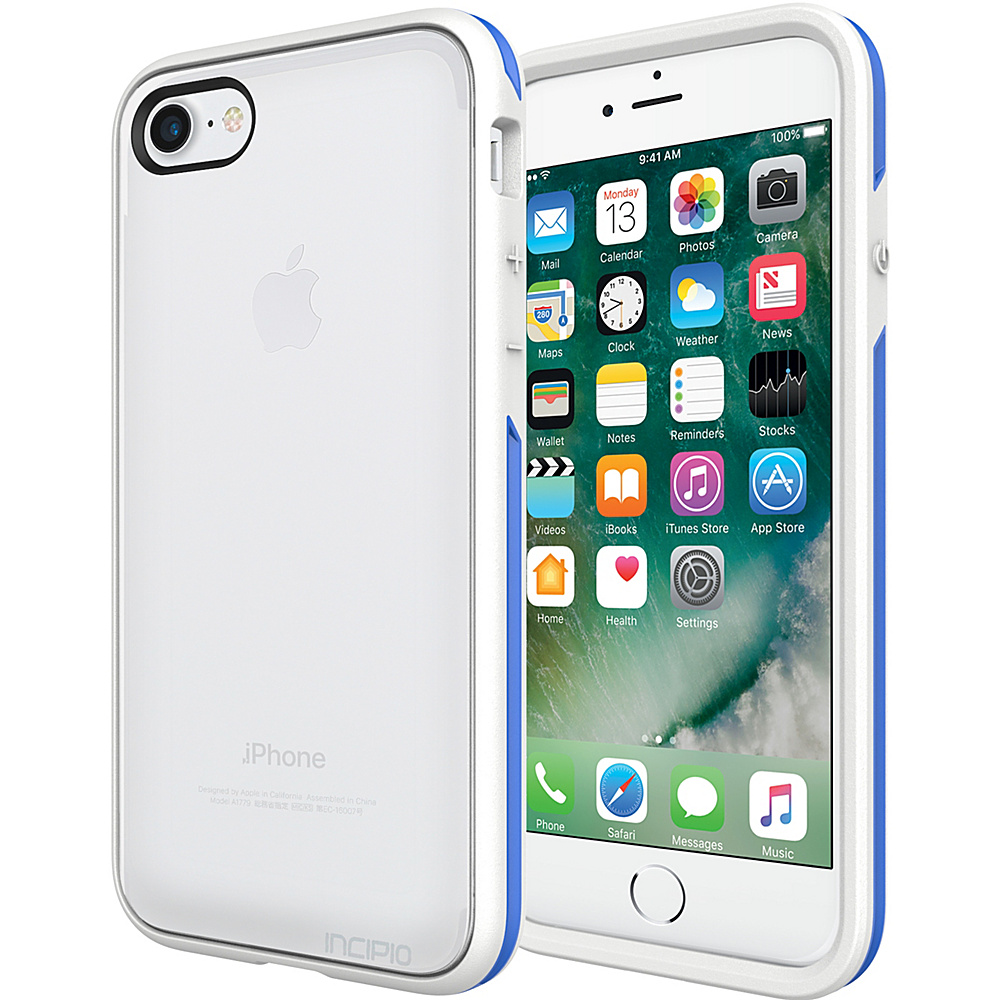 Incipio Performance Series Slim for iPhone 7 Frost/Blue(FBL) - Incipio Electronic Cases - Technology, Electronic Cases