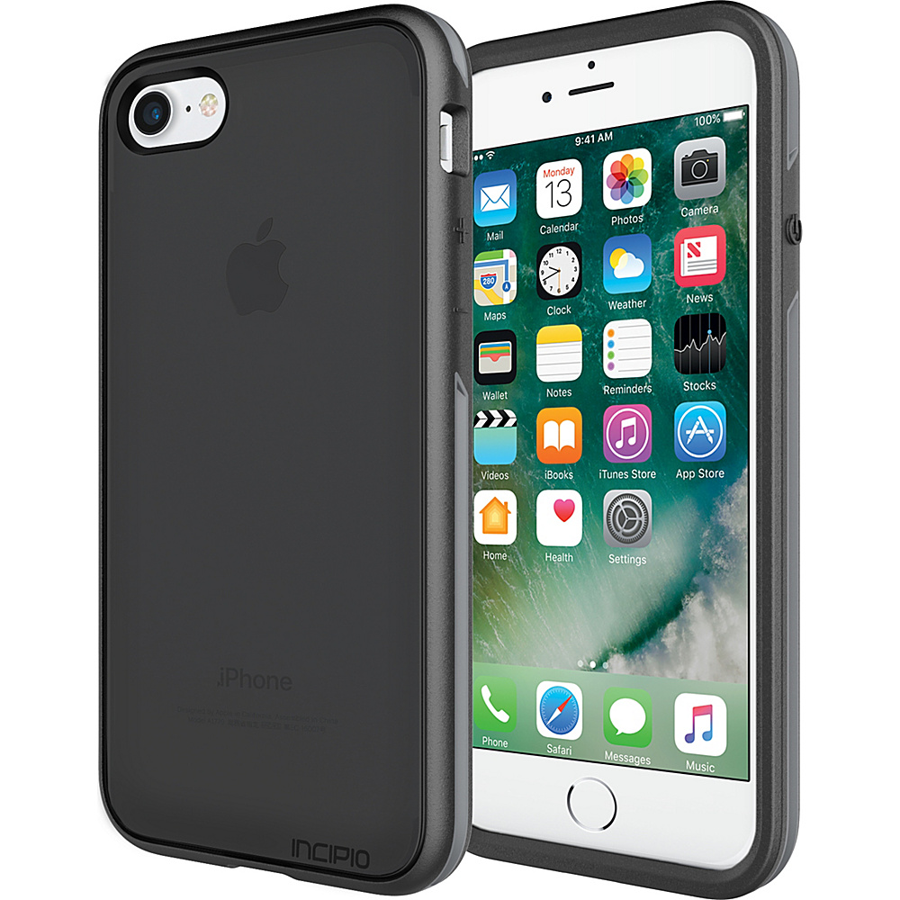 Incipio Performance Series Slim for iPhone 7 Smoke/Charcoal(SCH) - Incipio Electronic Cases - Technology, Electronic Cases