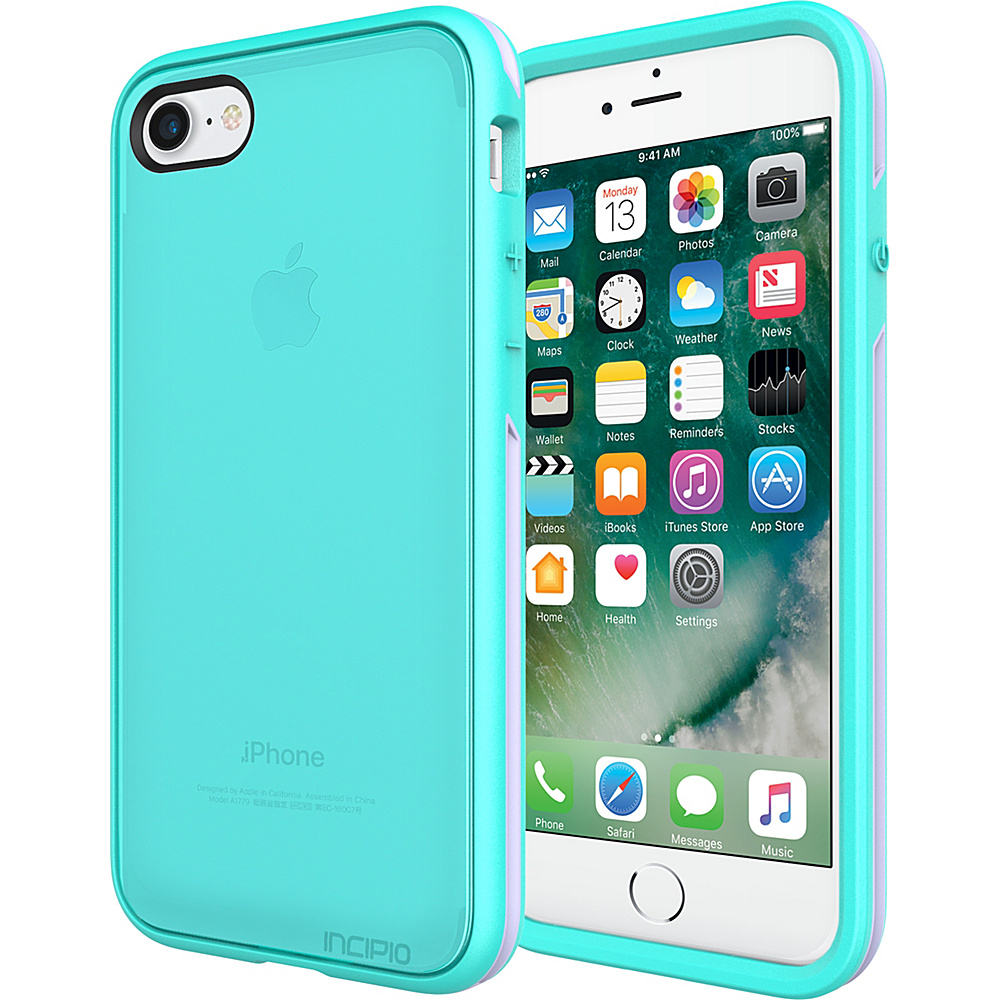 Incipio Performance Series Slim for iPhone 7 Turquoise/Dusty Grape(TDG) - Incipio Electronic Cases - Technology, Electronic Cases