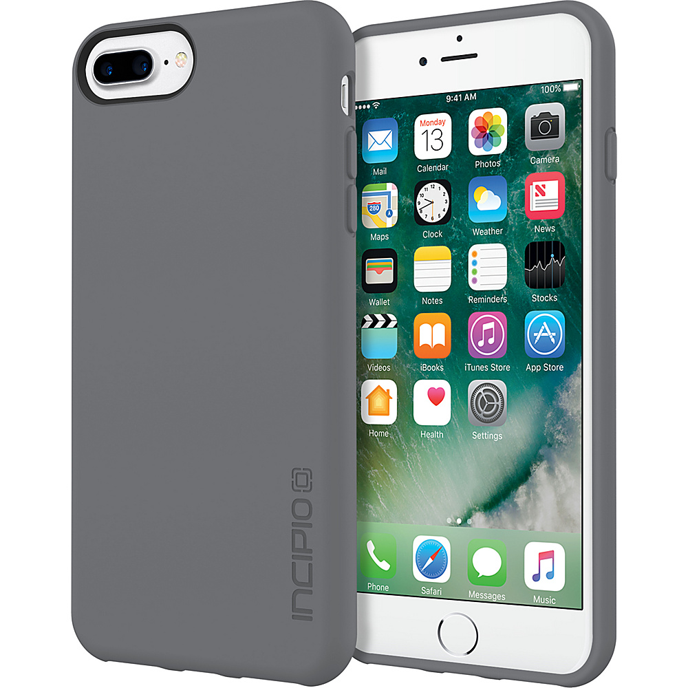 Incipio NGP for iPhone 7 Plus Gray/Gray - Incipio Electronic Cases - Technology, Electronic Cases