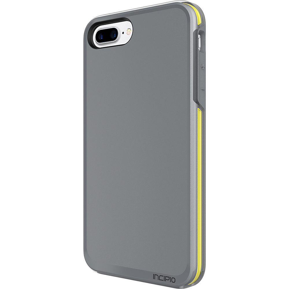 Incipio Performance Series Ultra for iPhone 7 Plus (no holster) Charcoal Gray/Yellow(CGY) - Incipio Electronic Cases - Technology, Electronic Cases