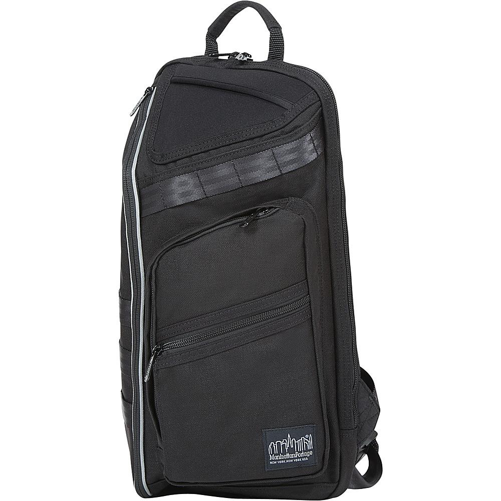 Manhattan Portage Chambers Bag JR. Black - Manhattan Portage Business & Laptop Backpacks - Backpacks, Business & Laptop Backpacks