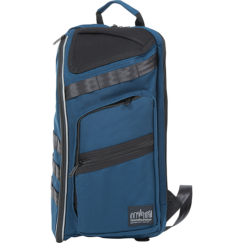 Manhattan Portage Chambers Bag JR. Navy - Manhattan Portage Business & Laptop Backpacks - Backpacks, Business & Laptop Backpacks