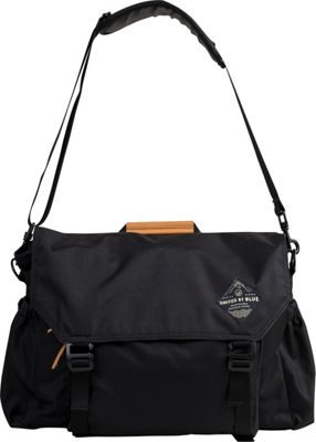 United by Blue United by Blue Crossridge Messenger Black - United by Blue Messenger Bags