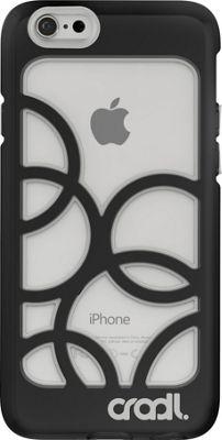 cradl. iPhone 6/6s Bubbles Case Jet/Storm - cradl. Electronic Cases