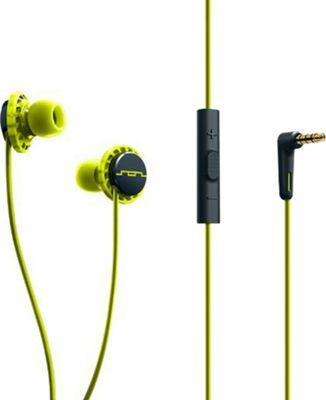 Sol Republic Relay Sport In-Ear 3-Button Headphones-Apple Lemon Lime - Sol Republic Headphones & Speakers