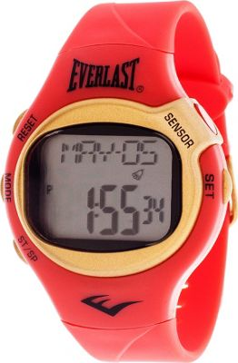 Everlast HR5 Finger-Touch Heart Rate Monitor Watch ...