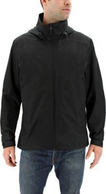 adidas outdoor Mens Gtx 2-Layer Wandertag Jacket S - Black - adidas outdoor Men's Apparel