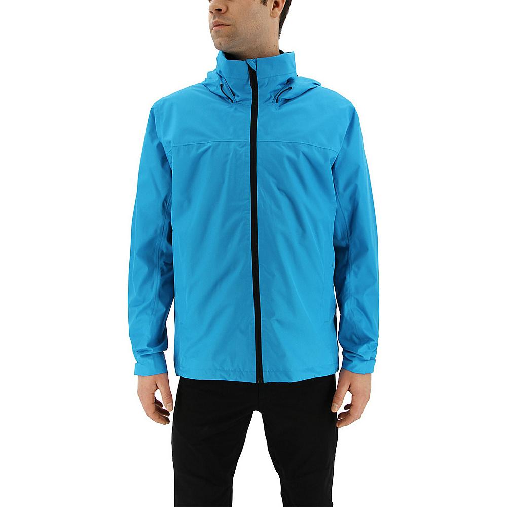 adidas outdoor Mens Wandertag Jacket S - Bold Aqua - adidas outdoor Mens Apparel - Apparel & Footwear, Men's Apparel