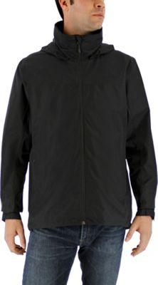 adidas outdoor Mens Wandertag Jacket S - Black - adidas outdoor Men's Apparel