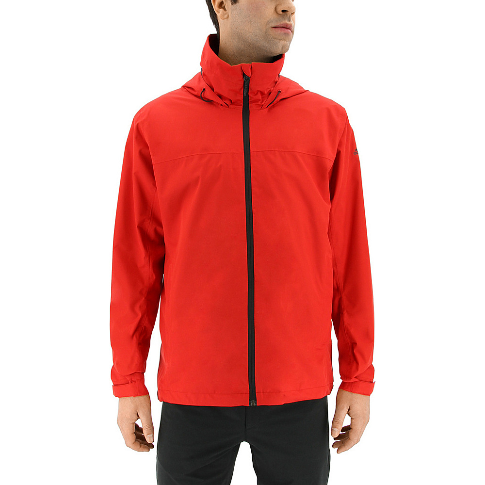 adidas outdoor Mens Wandertag Jacket XL - Scarlet - adidas outdoor Mens Apparel - Apparel & Footwear, Men's Apparel