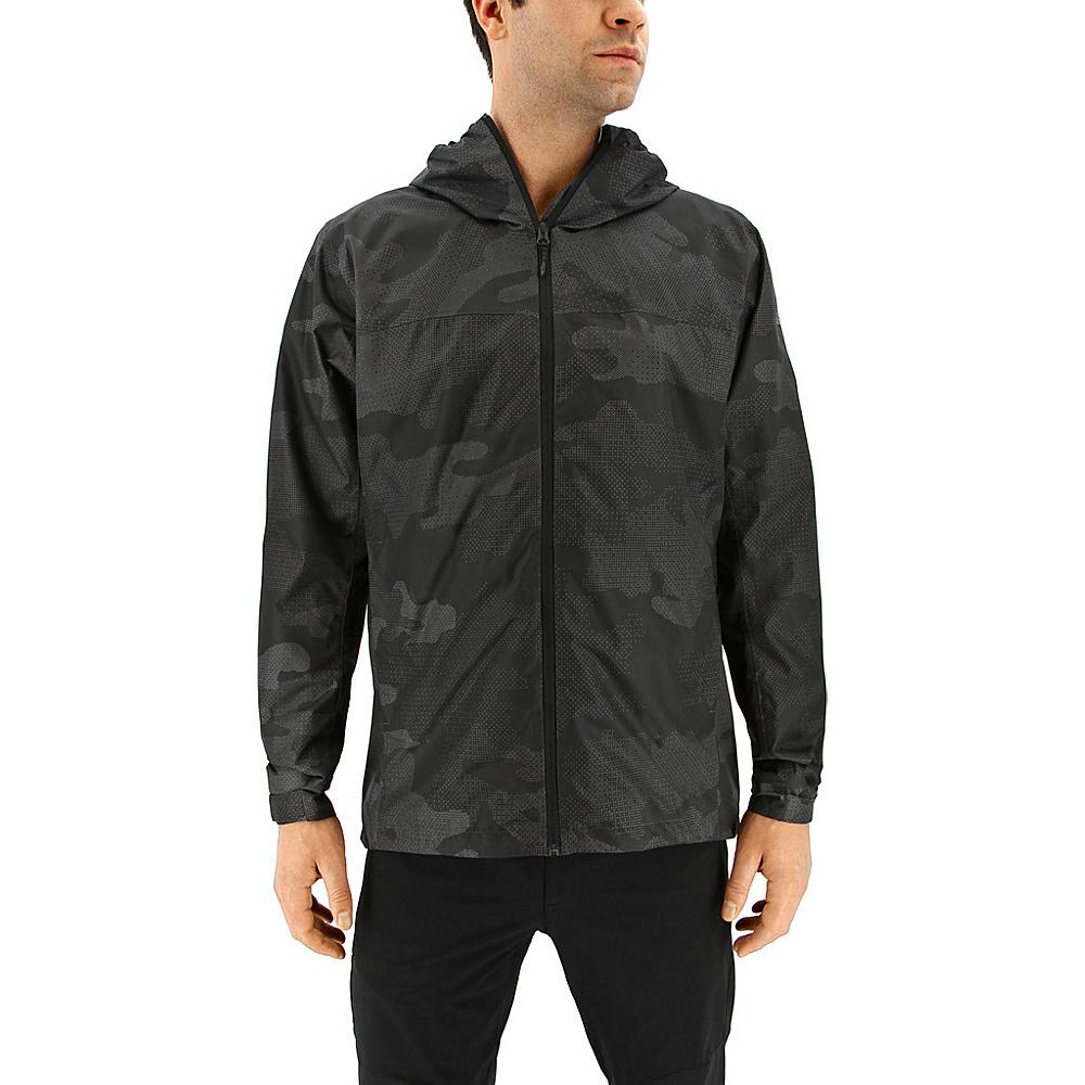 adidas outdoor Mens Wandertag Jacket S - Utility Black/ Grey Five - adidas outdoor Mens Apparel - Apparel & Footwear, Men's Apparel