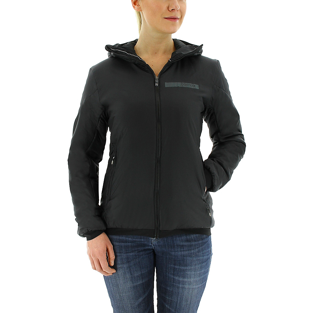 adidas apparel Womens Terrex Ndosphere Flex Hooded Jacket II M Black adidas apparel Men s Apparel