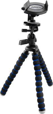 ARKON Tripod Mount with Phone Holder Black - ARKON Camera Accessories