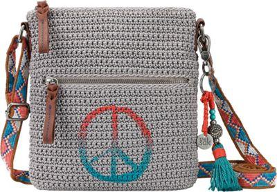 The Sak Mini Swing Pack Cloud Peace - The Sak Fabric Handbags