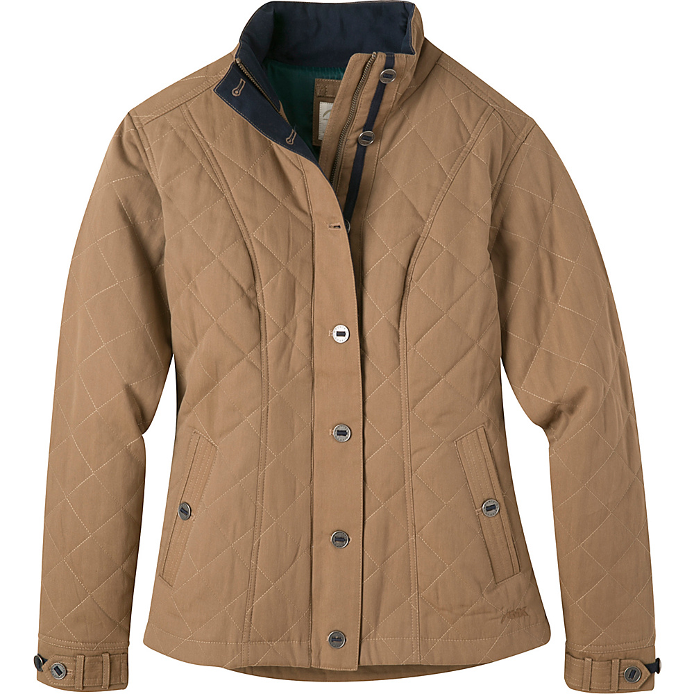 Mountain Khakis Womens Swagger Jacket S - Tobacco - Mountain Khakis Womens Apparel - Apparel & Footwear, Women's Apparel