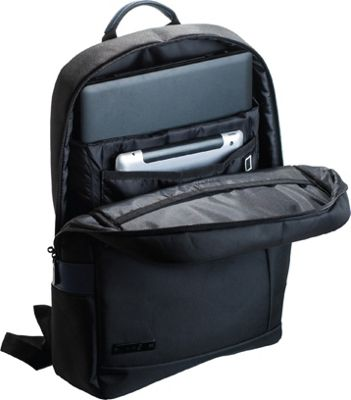 B iconic Vanguard Laptop Backpack Blue - B iconic Business & Laptop Backpacks