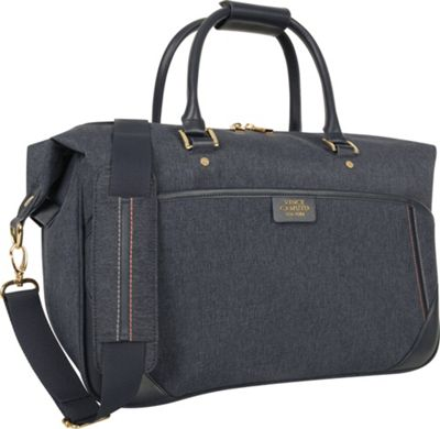 Vince Camuto Luggage Avrilly 17 inch Weekender Night shadow blue - Vince Camuto Luggage Luggage Totes and Satchels