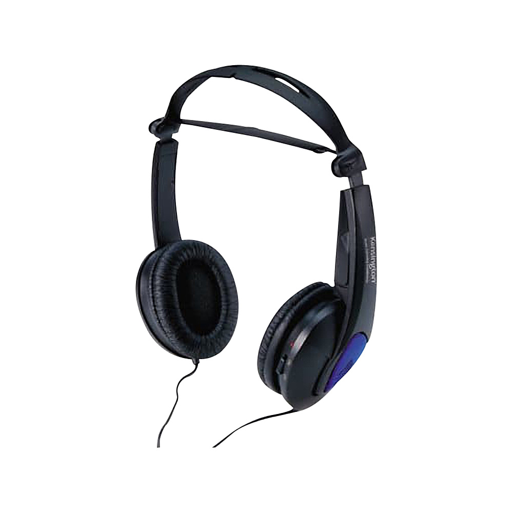 Kensington Noise Canceling Headphones Black Kensington Headphones Speakers