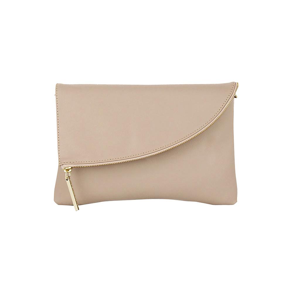 Elaine Turner Anabella Clutch Blush Elaine Turner Designer Handbags