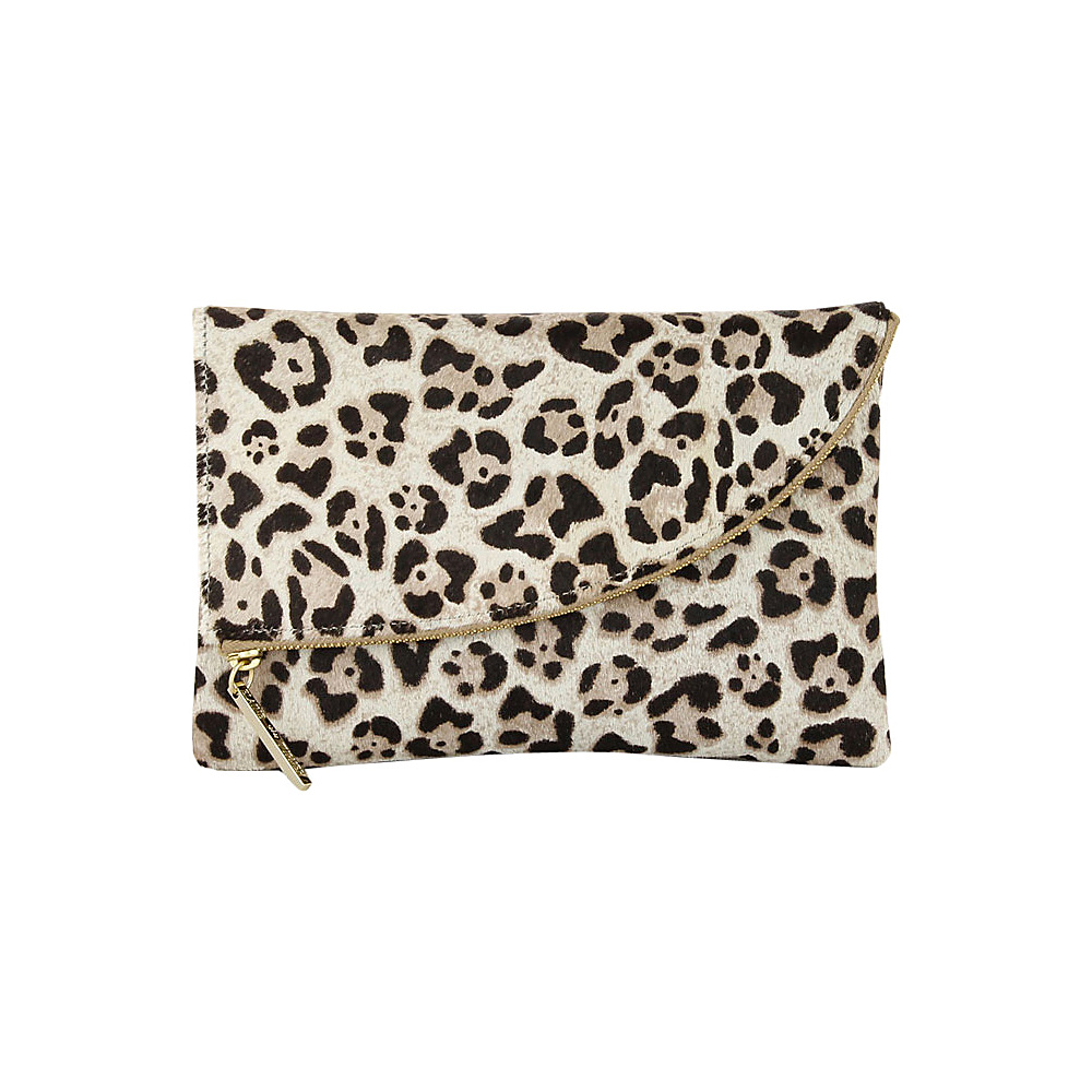 Elaine Turner Anabella Clutch Jaguar Haircalf Elaine Turner Designer Handbags