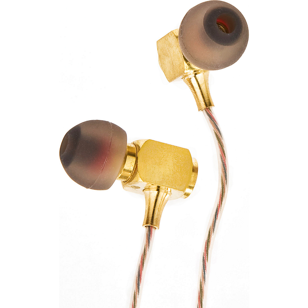 1Voice Audio Blast Earphones Copper 1Voice Headphones Speakers