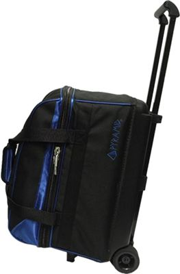 Pyramid Prime Double Roller Bowling Bag Blue - Pyramid Bowling Bags