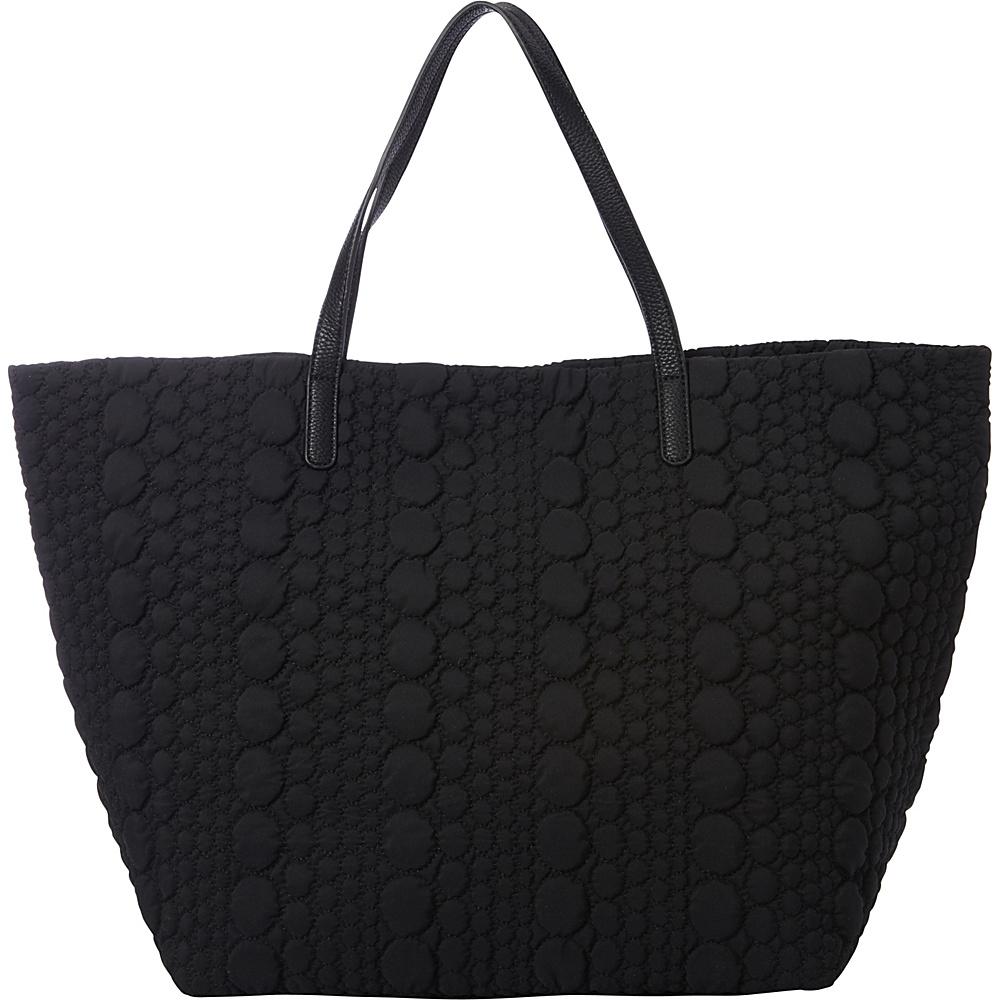 deux lux Stockholm Tote Black deux lux Manmade Handbags