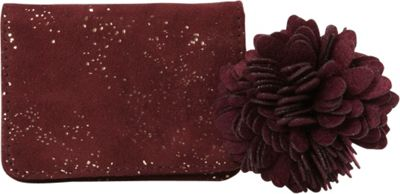 deux lux Dreamland Card Case Wine - deux lux Women's Wallets