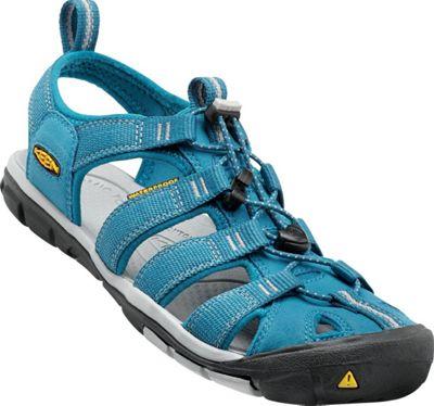KEEN Womens Clearwater CNX Sandal 7.5 - Celestial / Vapor - KEEN Women's Footwear