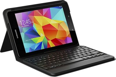 Zagg Messenger Folio Keyboard Case for Galaxy Tab E 9.7 Black - Zagg Electronic Cases
