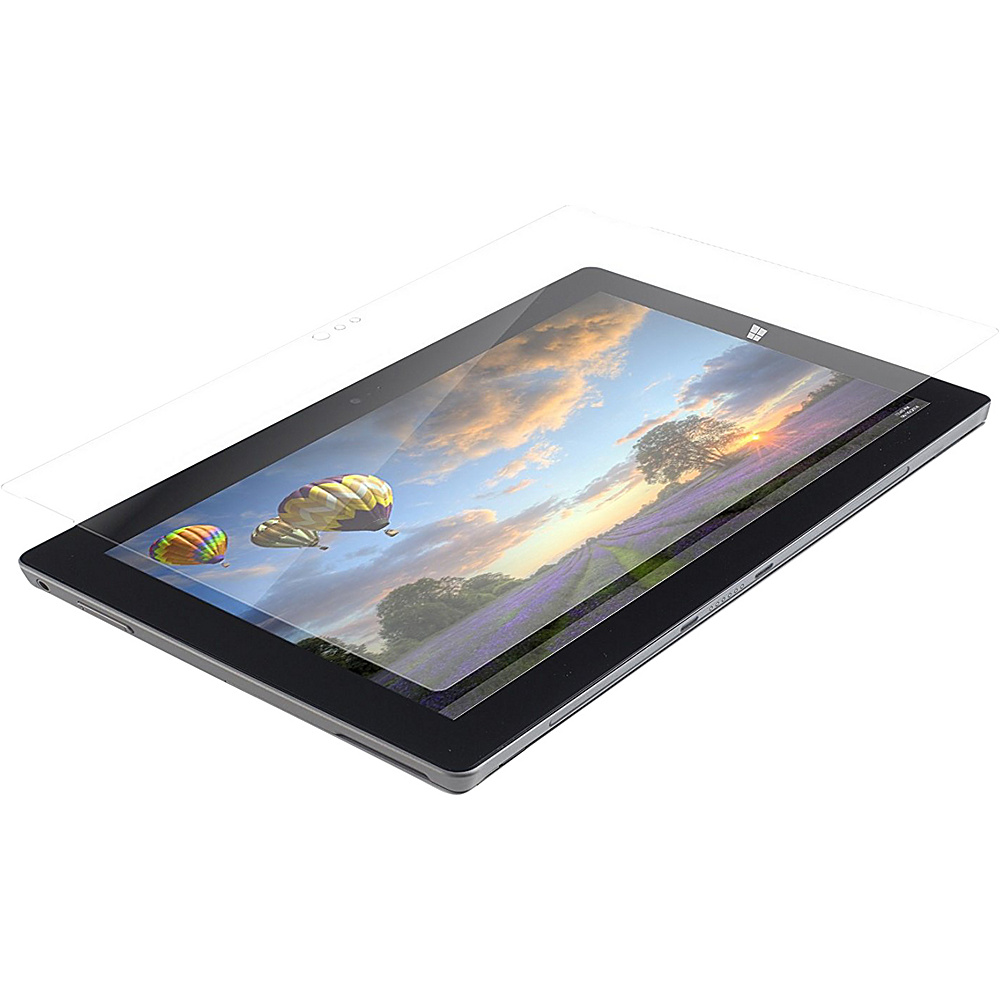 Zagg invisibleSHIELD Screen Protector for Surface Pro 3 Glass Clear Zagg Electronic Cases