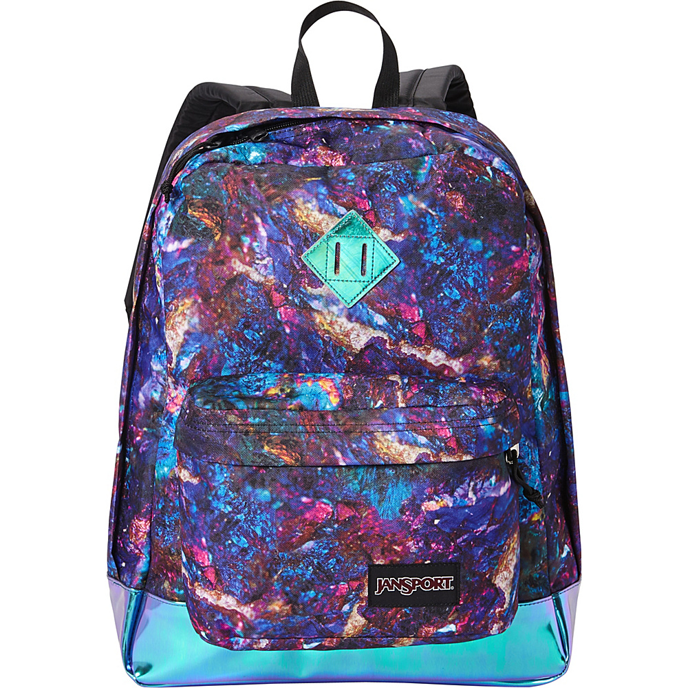 JanSport Super FX Series Backpack- Sale Colors Mystic Rock - JanSport Everyday Backpacks
