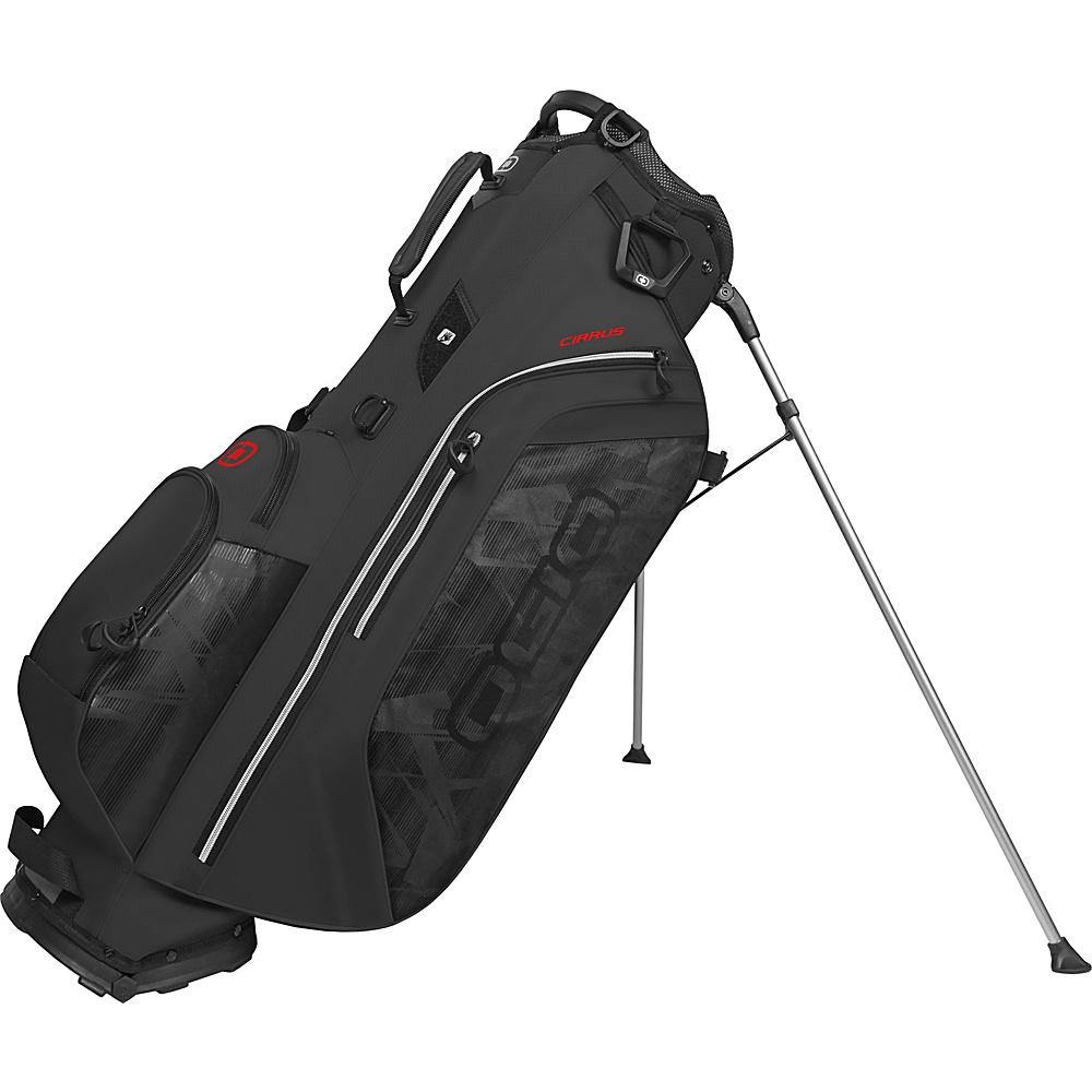 OGIO Cirrus Stand Bag Black - OGIO Golf Bags