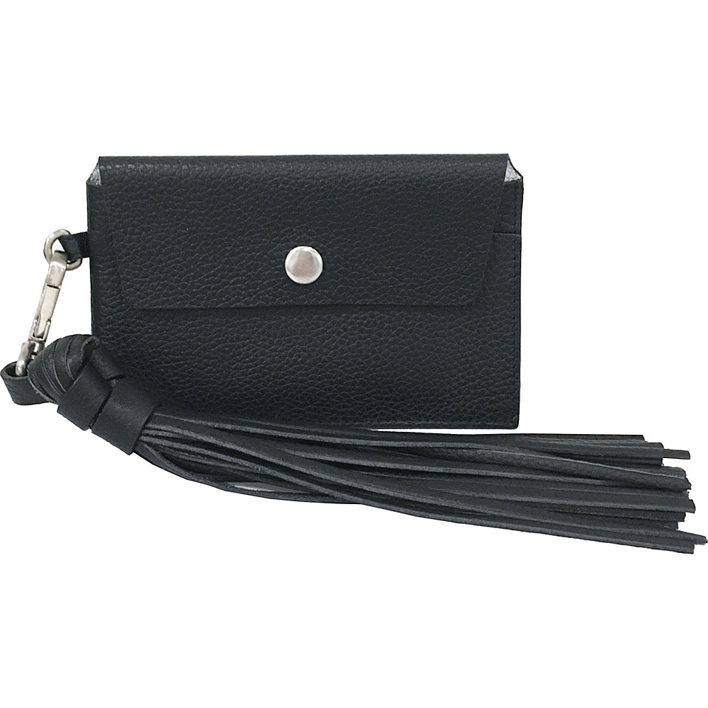 Sanctuary Handbags On The Go Little Travel Wallet Black Sanctuary Handbags Women s Wallets