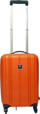 Revelation Molohai 21 inch Luggage Orange - Revelation Hardside Carry-On