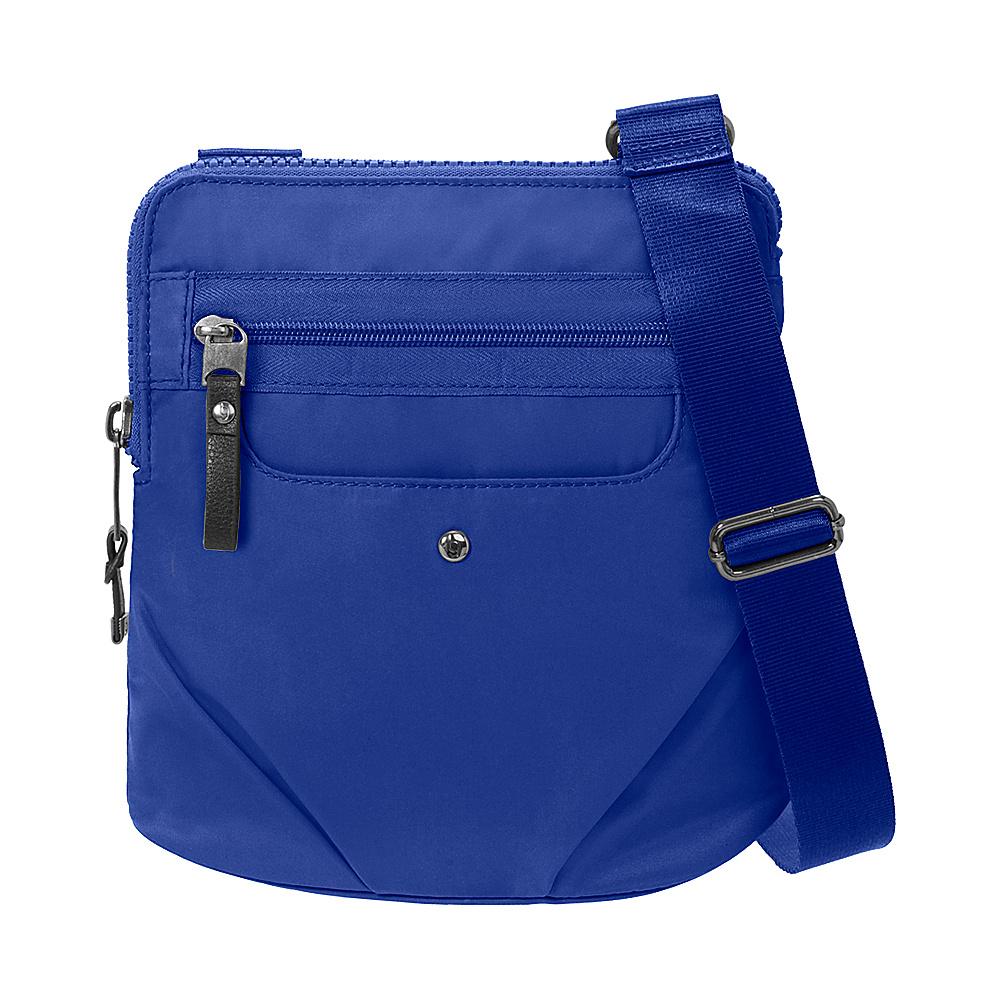 baggallini Walkabout Crossbody COBALT - baggallini Fabric Handbags - Handbags, Fabric Handbags