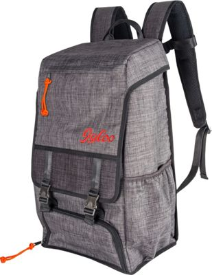 Igloo Daytripper Backpack with Pack-Ins Gray - Igloo Travel Coolers
