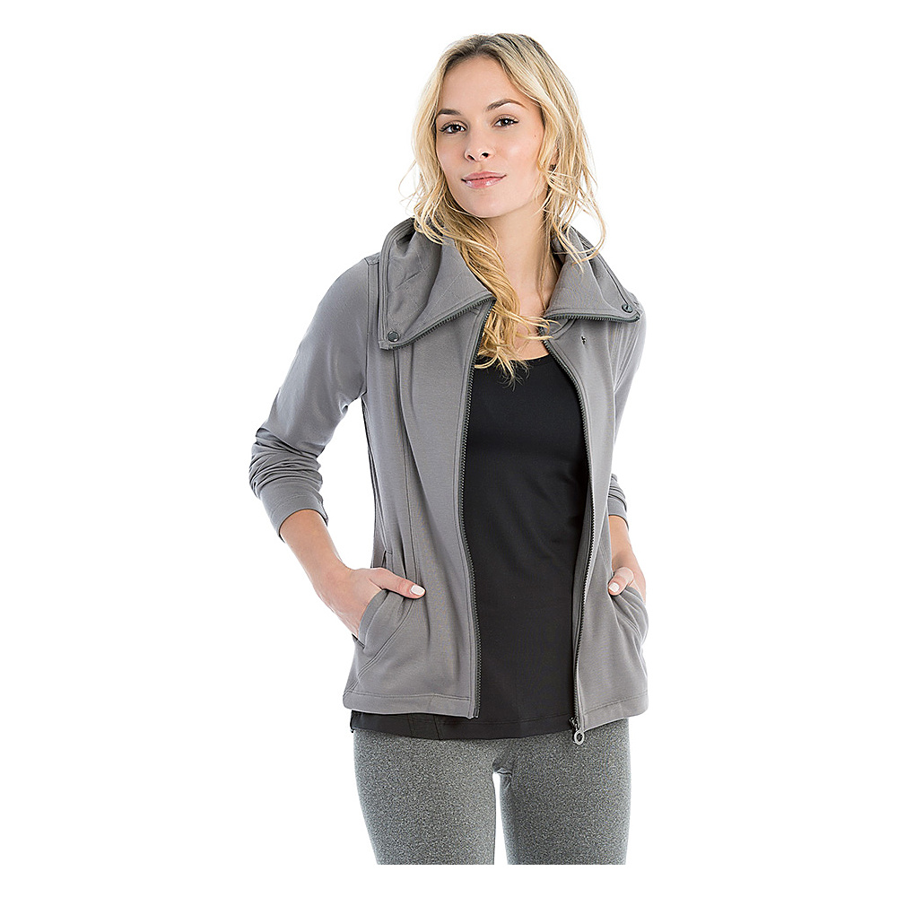 Lole Essence Cardigan XL - Grey - Lole Womens Apparel - Apparel & Footwear, Women's Apparel
