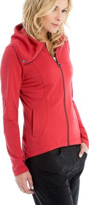 Lole Essence Cardigan S - Red - Lole Women's Apparel