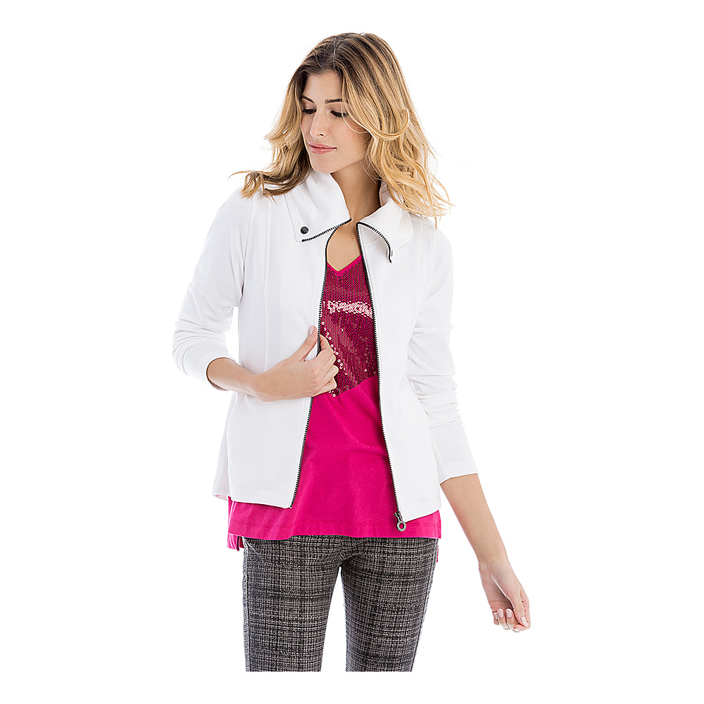 Lole Essence Cardigan S - White - Lole Womens Apparel - Apparel & Footwear, Women's Apparel