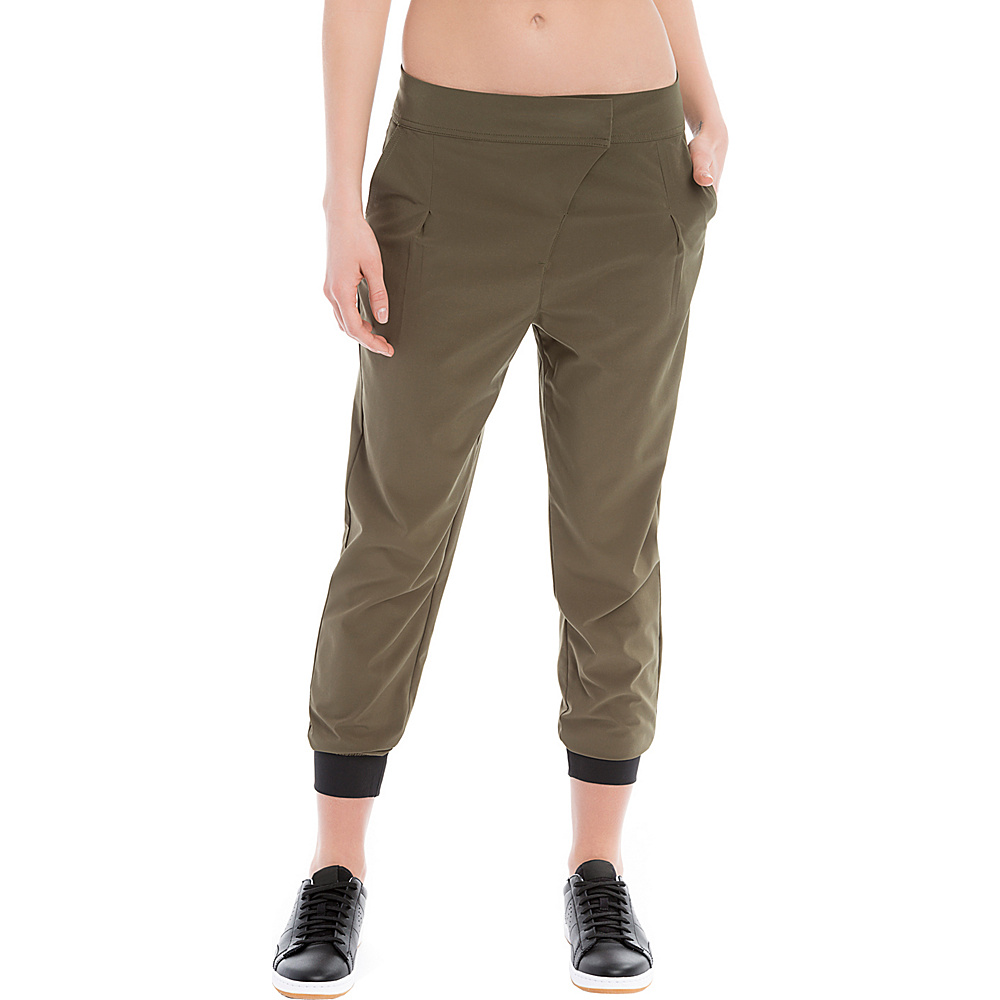 Lole Isla Pantalon L - Green - Lole Womens Apparel - Apparel & Footwear, Women's Apparel