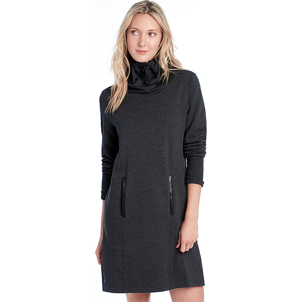 Lole Gray Dress S - Black Heather - Lole Womens Apparel - Apparel & Footwear, Women's Apparel