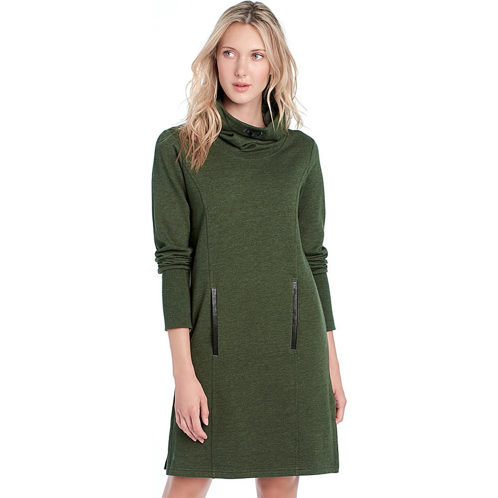 Lole Gray Dress XS - Green Heather - Lole Womens Apparel - Apparel & Footwear, Women's Apparel
